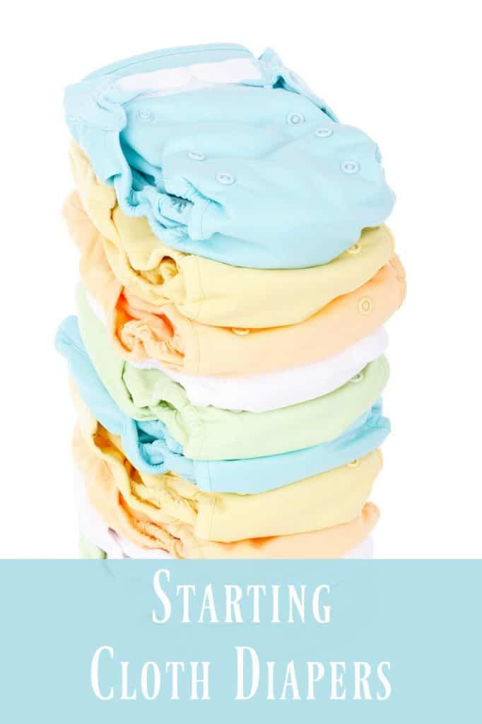 Starting Cloth Diapers - everything you need to know! Wish I had this resource when I first started cloth diapering!