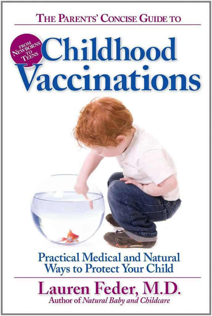The Parents' Concise Guide To Childhood Vaccinations is an easy to read book about vaccinations that gives BOTH sides and is impartial!