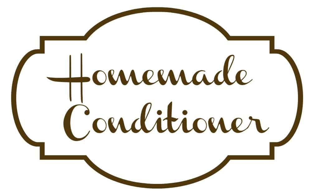 Homemade Conditioner