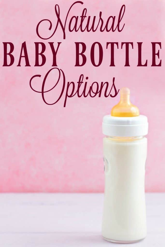 Natural Baby Bottle Options
