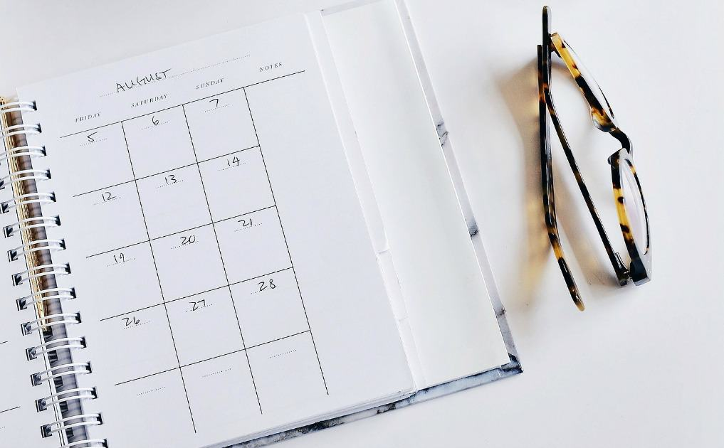 How To Schedule Your Homeschool Year