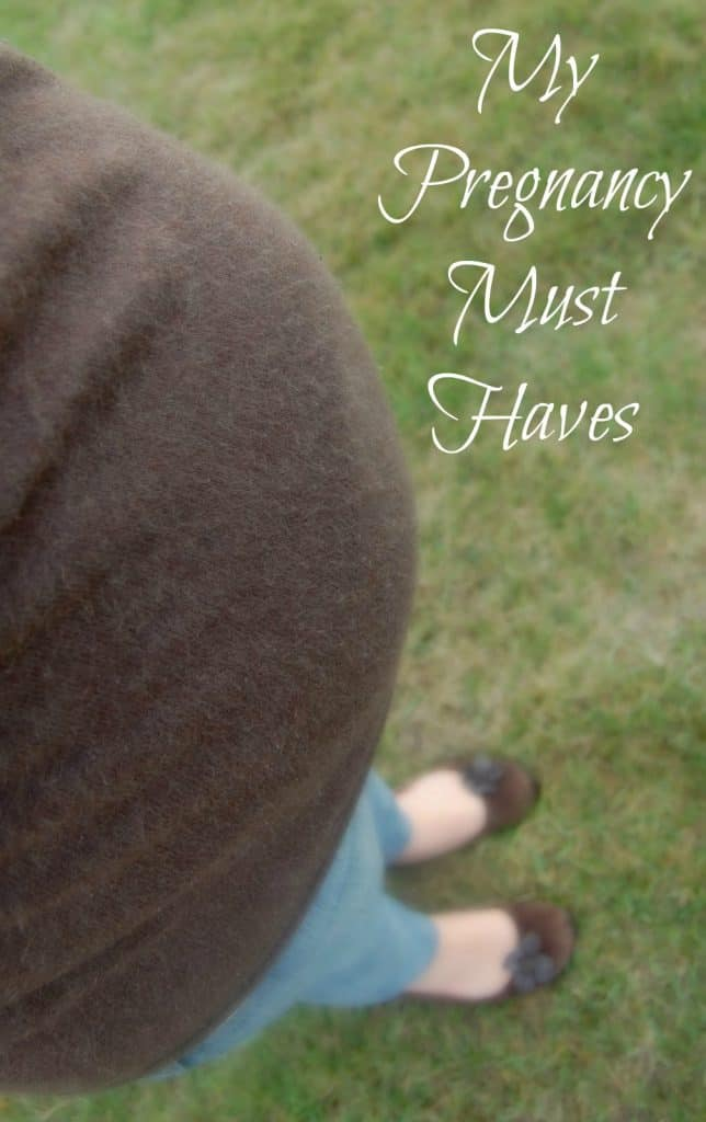 My Pregnancy Must Haves - My favorite items to help me have a great natural pregnancy