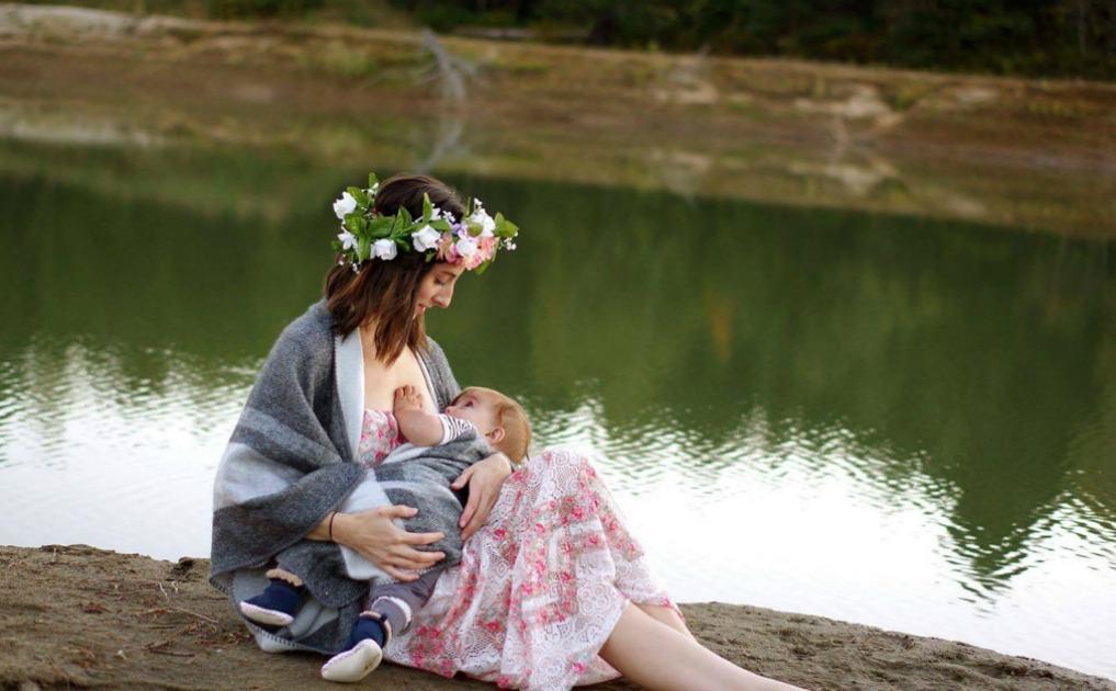 When Breastfeeding Goes Well