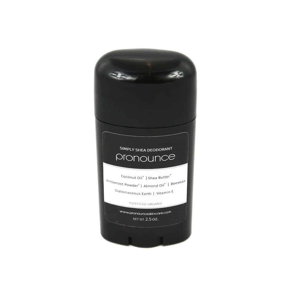 pronounce skincare deodorant