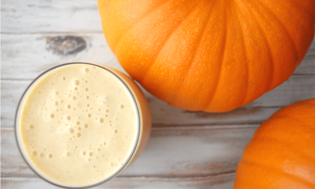 10 Healthy Pumpkin Recipes