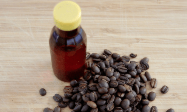 Homemade Coffee Extract