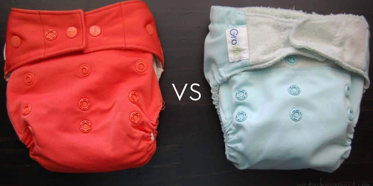 Snaps vs Hook & Loop – Finding the Perfect Diaper Closure