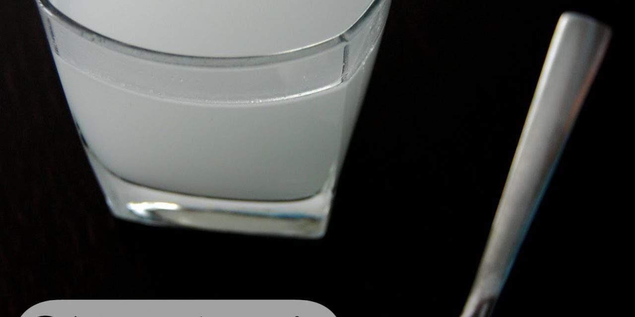Cheater's Coconut Milk
