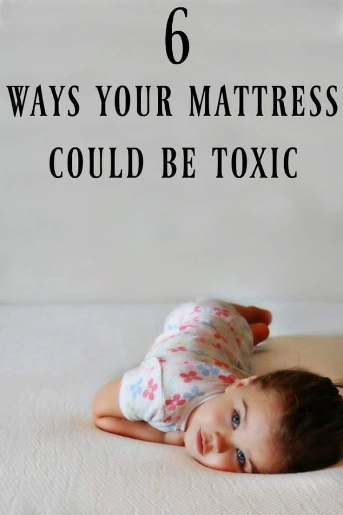 6 Ways Your Mattress Could be Toxic