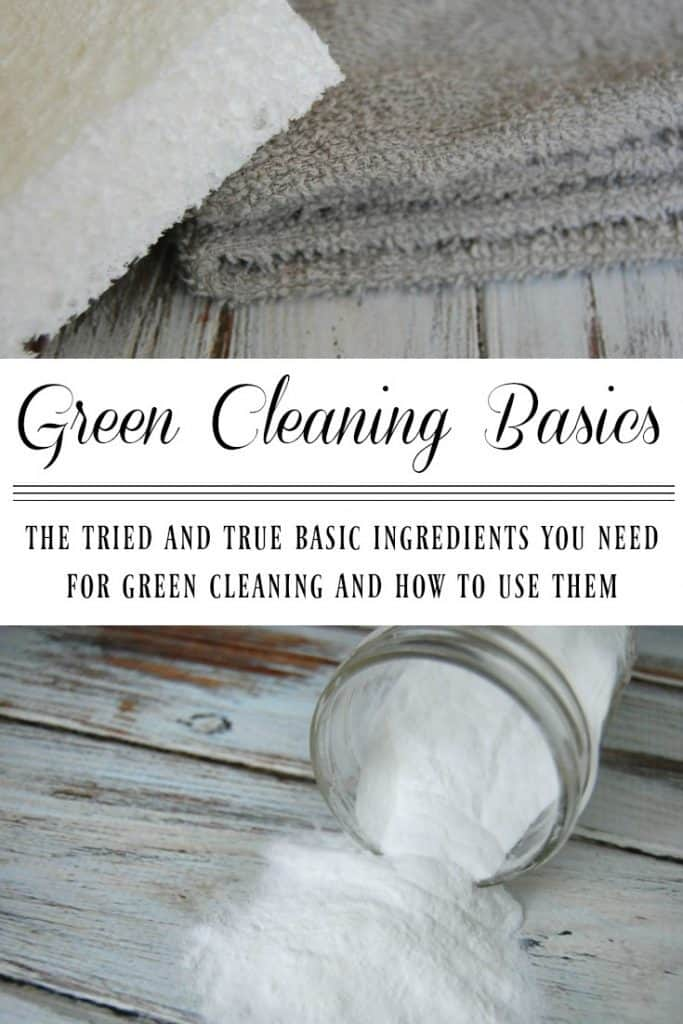 Green Cleaning Basics
