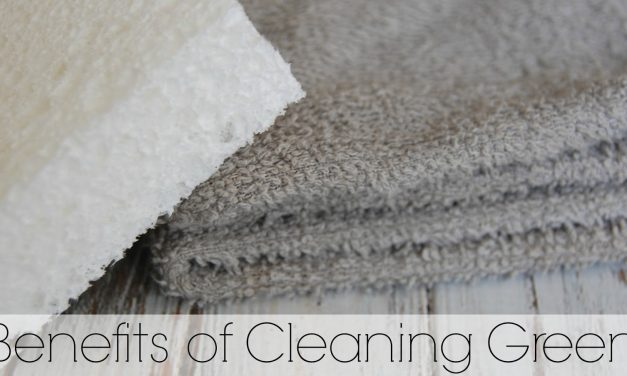 Benefits of Cleaning Green