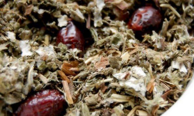 Herbal Pregnancy Tea Blend