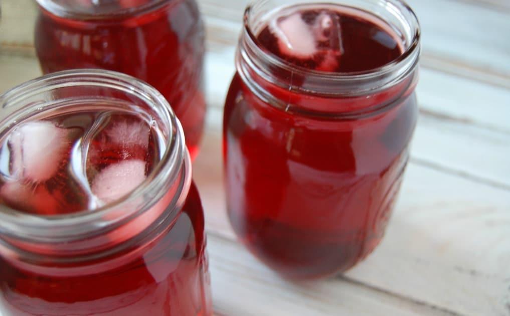 3-2-1 Herbal Tea - A Homemade Kool-Aid