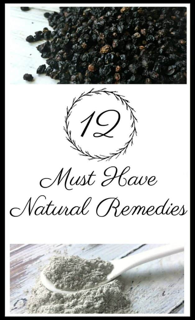 It can be confusing with so many natural remedies out there. Here are 12 Must Have Natural Remedies #naturalremedies #backtoschool #remedies #coldseason #naturalremediesforkids #diyremedies #herbalremedies