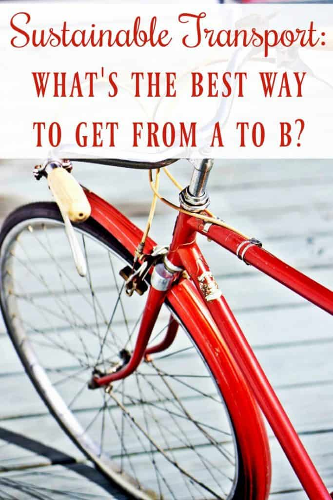 If you live far from where you work and have a long daily commute, or if you just love to explore the world, it's a good idea to consider exactly what's the best way to get from A to B.
