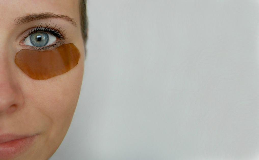 Caffeine Gel Eye Pads