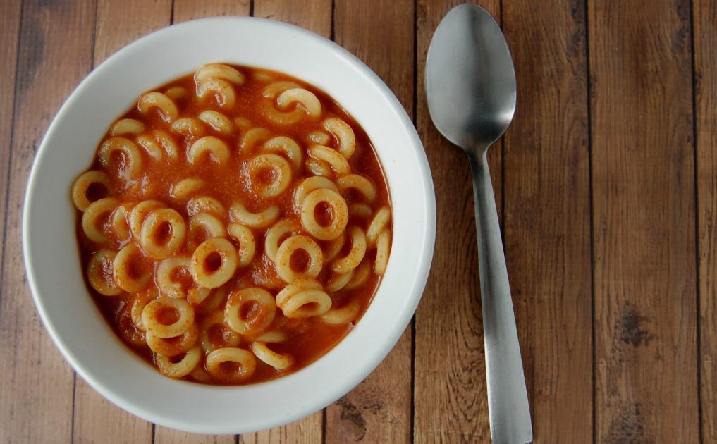 Healthy Spaghetti O's