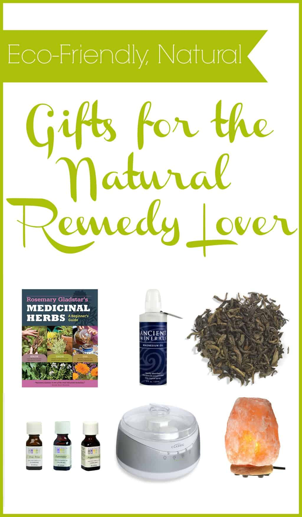 Gifts for the Natural Remedy Lover