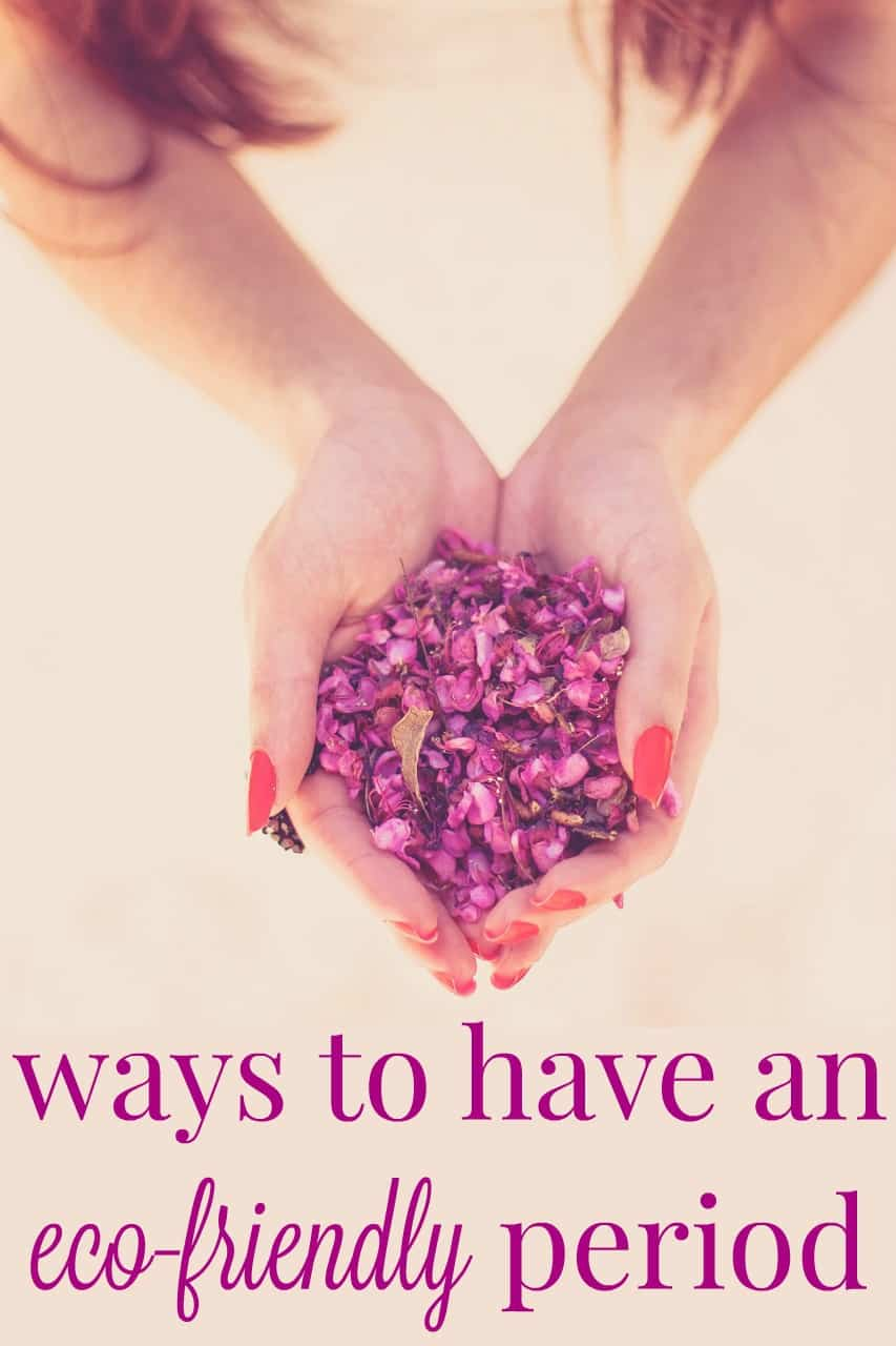 Ways to Have an Eco-friendly Period - Ladies, this is such an informative post! Not only do you learn why you would want to have an eco-friendly period but it gives you the various ways to make that possible! #femininecare #menstrualcups #mamacloth #clothpads #period #ecofriendly #natural #nontoxic #zerowaste
