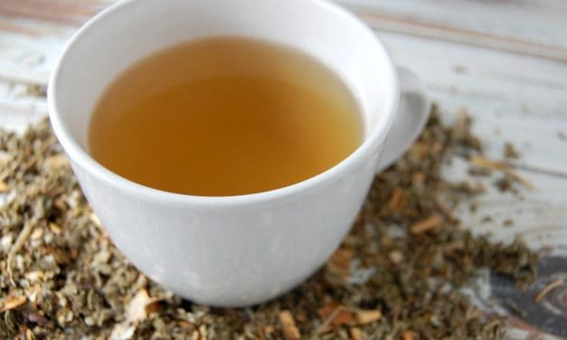 Menstrual Cramp Relief Tea