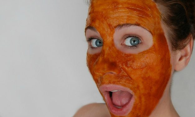 Pumpkin Spice Face Mask