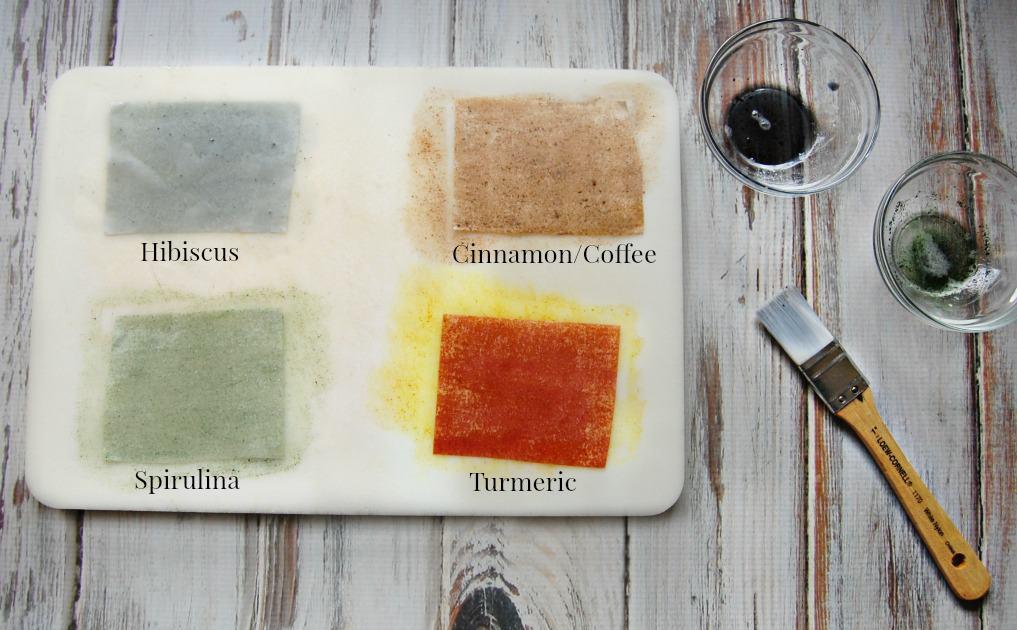 DIY Herbal Bath Confetti
