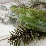 Rejuvenating Pine Vinegar Hair Rinse