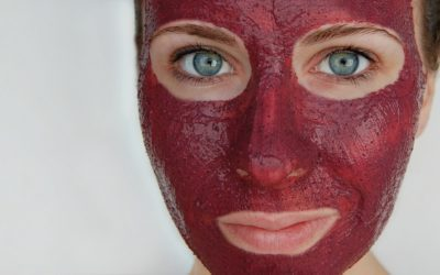 Antioxidant Hibiscus and Clay Face Mask
