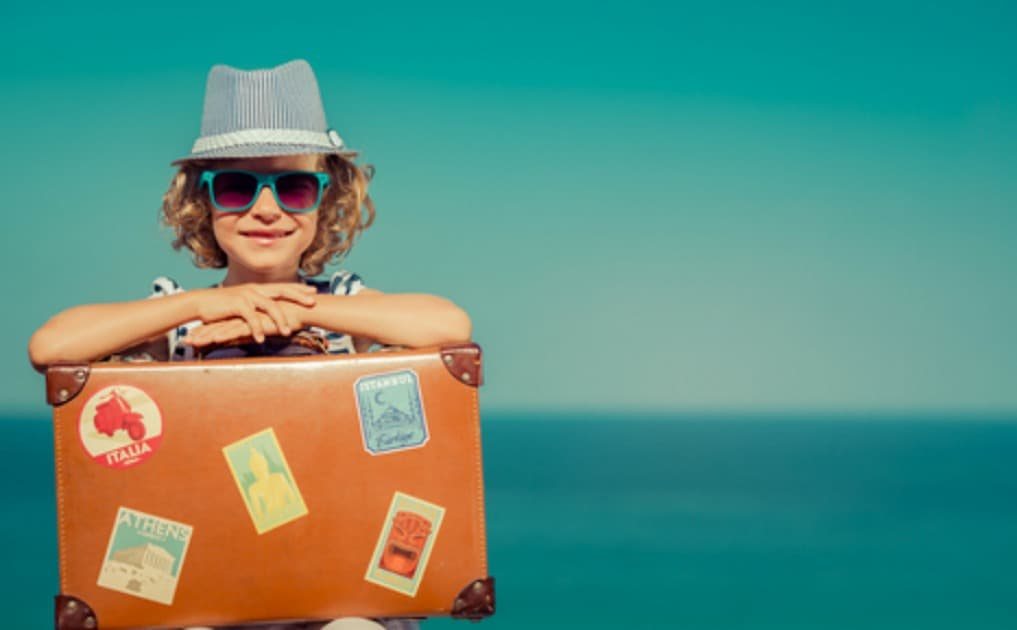 How to Stay Healthy When Traveling With Kids